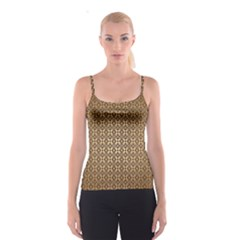 Background Seamless Repetition Spaghetti Strap Top