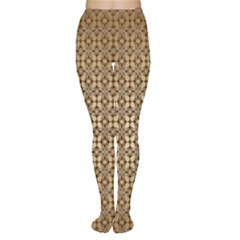 Background Seamless Repetition Women s Tights