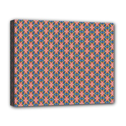 Background Pattern Texture Deluxe Canvas 20  X 16