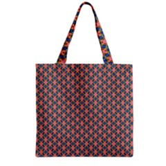 Background Pattern Texture Grocery Tote Bag