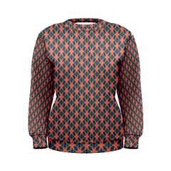 Background Pattern Texture Women s Sweatshirt