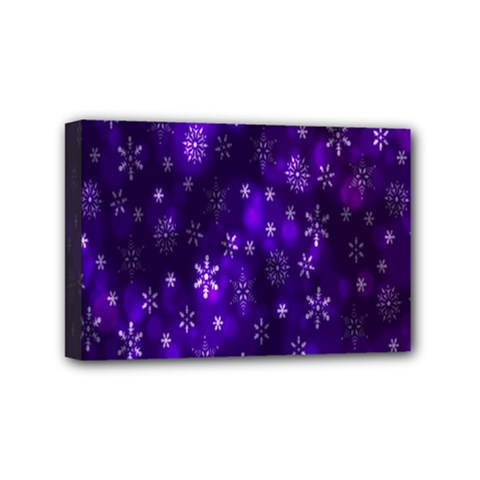 Bokeh Background Texture Stars Mini Canvas 6  X 4