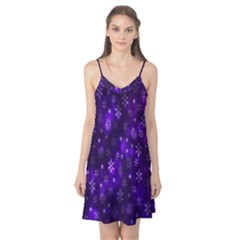 Bokeh Background Texture Stars Camis Nightgown