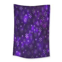 Bokeh Background Texture Stars Small Tapestry