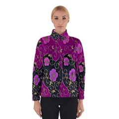 Floral Pattern Background Winterwear