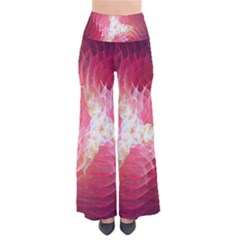 Fractal Red Sample Abstract Pattern Background Pants