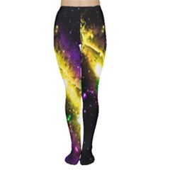 Galaxy Deep Space Space Universe Stars Nebula Women s Tights