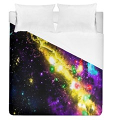 Galaxy Deep Space Space Universe Stars Nebula Duvet Cover (queen Size)
