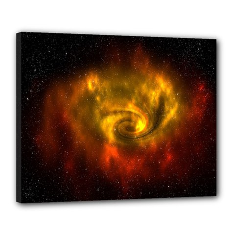 Galaxy Nebula Space Cosmos Universe Fantasy Canvas 20  X 16