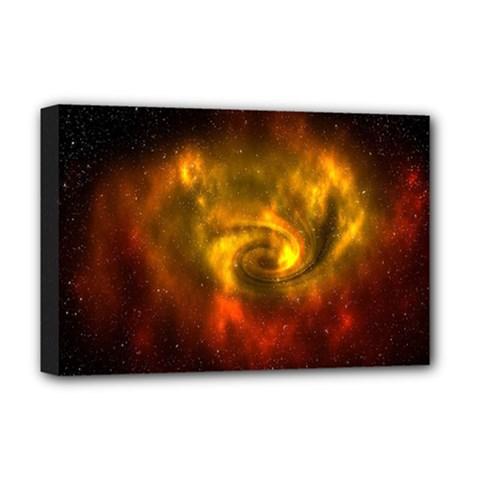 Galaxy Nebula Space Cosmos Universe Fantasy Deluxe Canvas 18  X 12