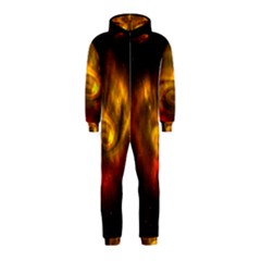 Galaxy Nebula Space Cosmos Universe Fantasy Hooded Jumpsuit (kids)