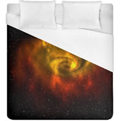 Galaxy Nebula Space Cosmos Universe Fantasy Duvet Cover (king Size)