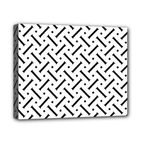 Geometric Pattern Canvas 10  X 8
