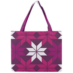 Pattern Background Texture Aztec Mini Tote Bag