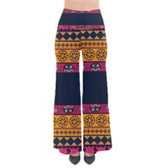 Pattern Ornaments Africa Safari Summer Graphic Pants