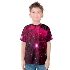 Pistol Star And Nebula Kids  Cotton Tee