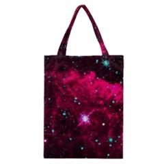 Pistol Star And Nebula Classic Tote Bag