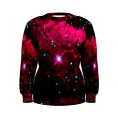 Pistol Star And Nebula Women s Sweatshirt