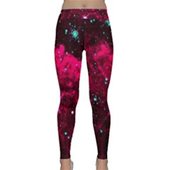 Pistol Star And Nebula Classic Yoga Leggings