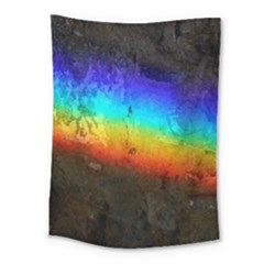 Rainbow Color Prism Colors Medium Tapestry