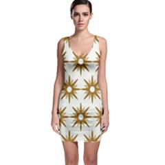 Seamless Repeating Tiling Tileable Sleeveless Bodycon Dress