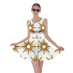 Seamless Repeating Tiling Tileable Skater Dress