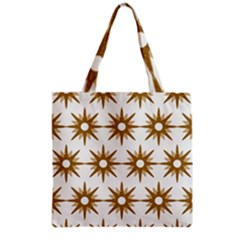 Seamless Repeating Tiling Tileable Grocery Tote Bag