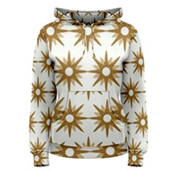 Seamless Repeating Tiling Tileable Women s Pullover Hoodie