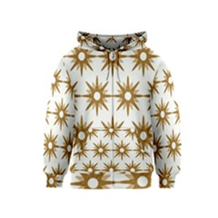 Seamless Repeating Tiling Tileable Kids  Zipper Hoodie