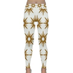 Seamless Repeating Tiling Tileable Classic Yoga Leggings