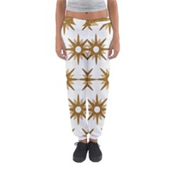 Seamless Repeating Tiling Tileable Women s Jogger Sweatpants