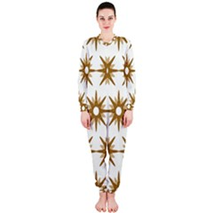 Seamless Repeating Tiling Tileable Onepiece Jumpsuit (ladies)