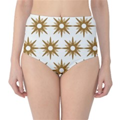 Seamless Repeating Tiling Tileable High Waist Bikini Bottoms