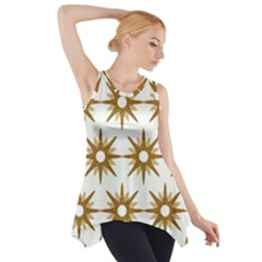 Seamless Repeating Tiling Tileable Side Drop Tank Tunic