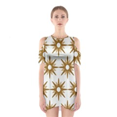 Seamless Repeating Tiling Tileable Shoulder Cutout One Piece