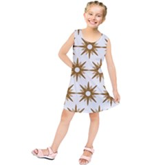 Seamless Repeating Tiling Tileable Kids  Tunic Dress