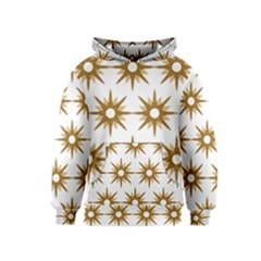 Seamless Repeating Tiling Tileable Kids  Pullover Hoodie