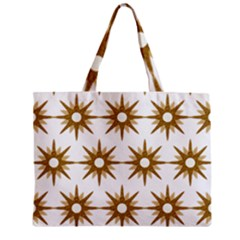 Seamless Repeating Tiling Tileable Zipper Mini Tote Bag