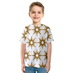 Seamless Repeating Tiling Tileable Kids  Sport Mesh Tee