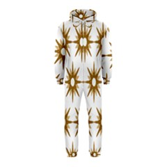 Seamless Repeating Tiling Tileable Hooded Jumpsuit (kids)