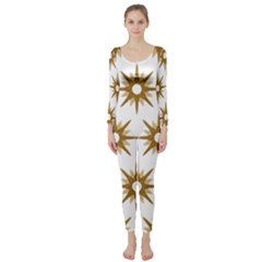 Seamless Repeating Tiling Tileable Long Sleeve Catsuit