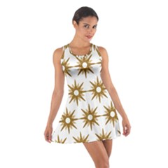 Seamless Repeating Tiling Tileable Cotton Racerback Dress