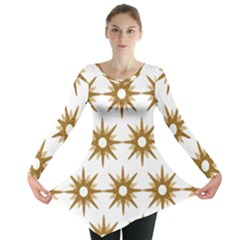 Seamless Repeating Tiling Tileable Long Sleeve Tunic