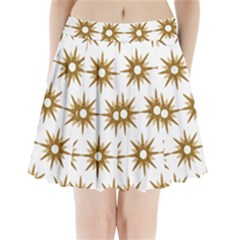 Seamless Repeating Tiling Tileable Pleated Mini Skirt