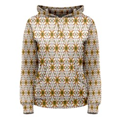 Seamless Wallpaper Background Women s Pullover Hoodie