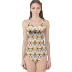 Seamless Wallpaper Background One Piece Swimsuit