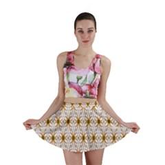 Seamless Wallpaper Background Mini Skirt