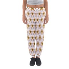 Seamless Wallpaper Background Women s Jogger Sweatpants