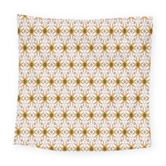Seamless Wallpaper Background Square Tapestry (large)