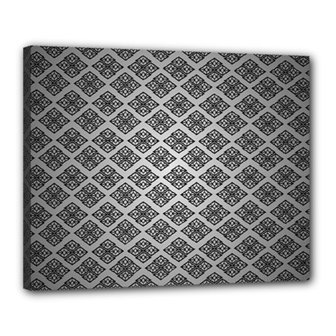 Silver The Background Canvas 20  X 16